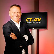 Carlo Teunisse CT-AV Dé audiovisuele inrichters Hoogvliet-Rotterdam